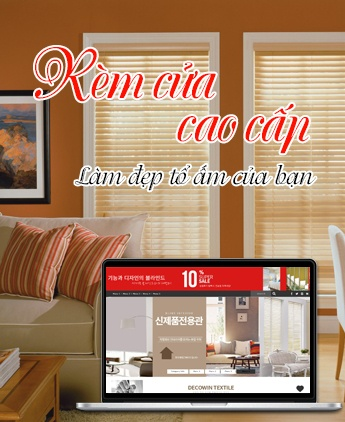 Website rèm cữa